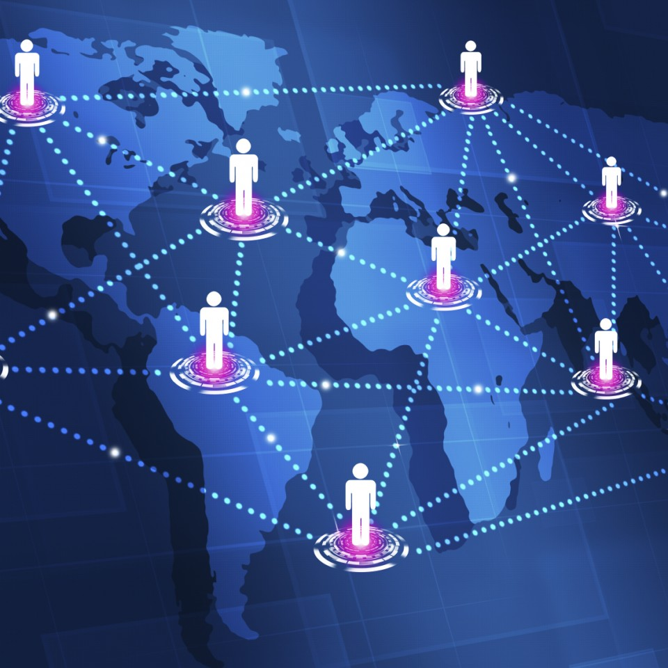 World Web Connections